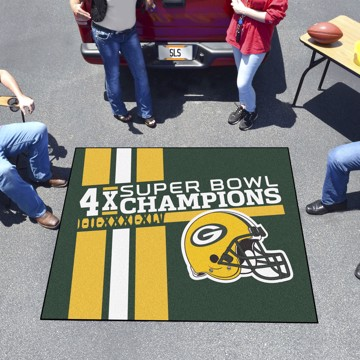 Picture of Green Bay Packers Dynasty Tailgater