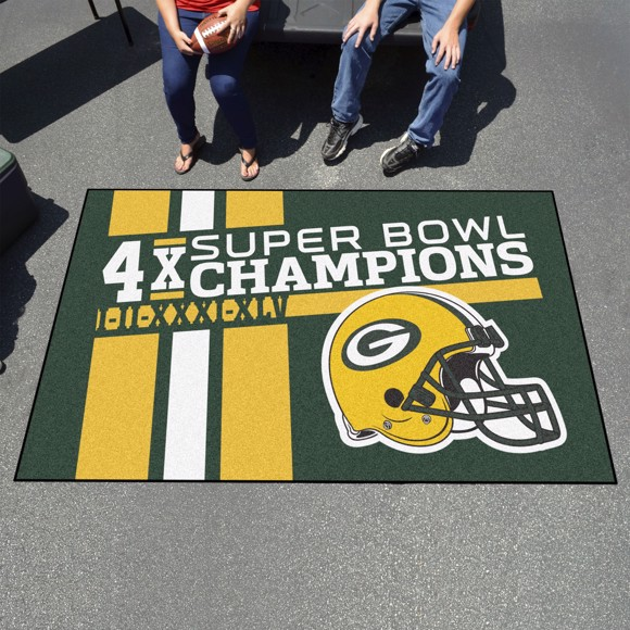 Picture of Green Bay Packers Dynasty Ulti-Mat