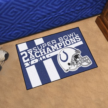 Picture of Indianapolis Colts Dynasty Starter Mat