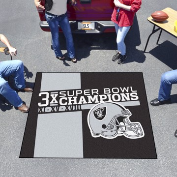 Picture of Las Vegas Raiders Dynasty Tailgater Mat