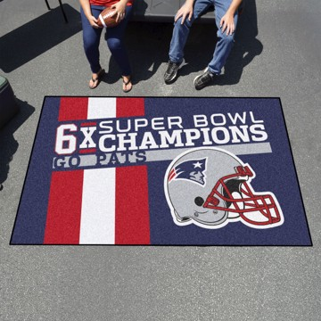Picture of New England Patriots Dynasty Ulti-Ma