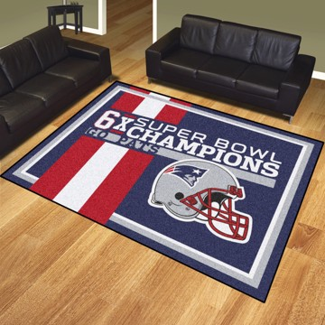 Picture of New England Patriots Dynasty 8x10
