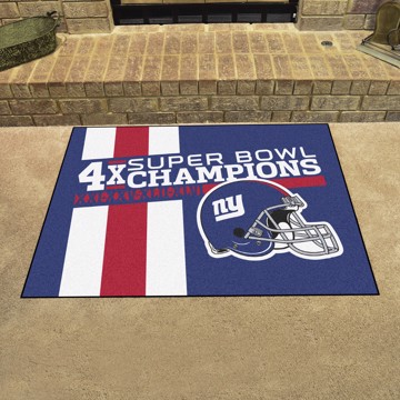 Picture of New York Giants Dynasty All-Star Mat