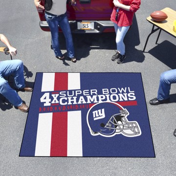 Picture of New York Giants Dynasty Tailgater Mat