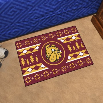 Picture of University of Minnesota-Duluth Holiday Sweater Starter Mat