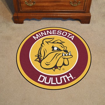 Picture of University of Minnesota-Duluth Roundel Mat