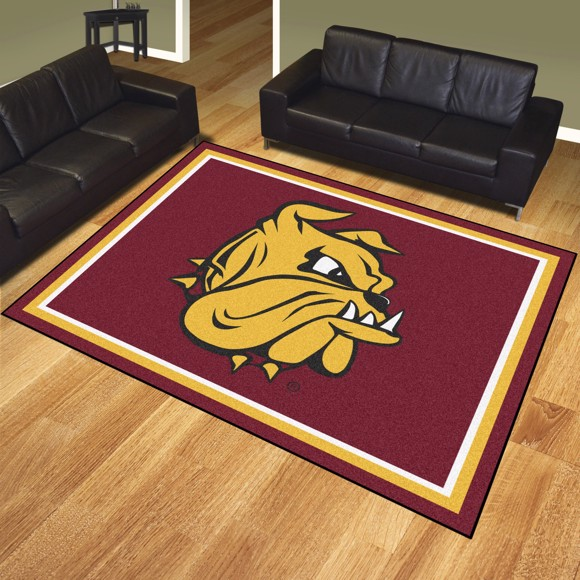 Picture of University of Minnesota-Duluth 8x10 Rug
