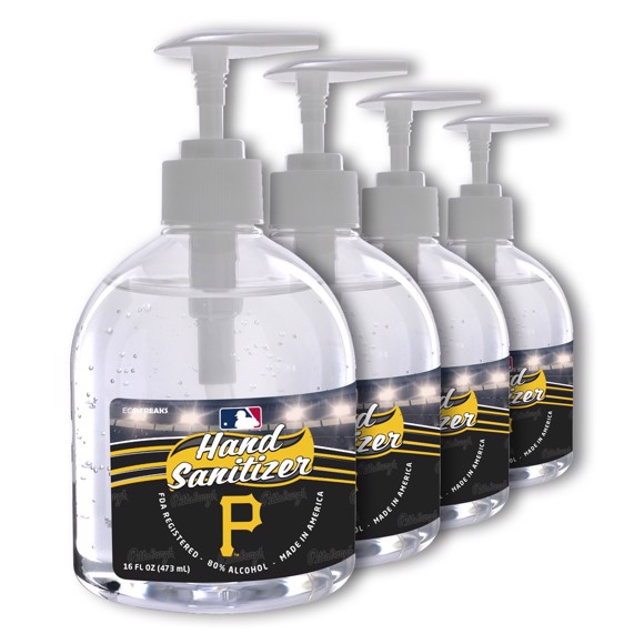 Picture of Pittsburgh Pirates 16 oz. Hand Sanitizer