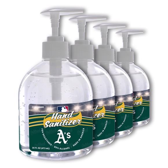 Picture of Oakland Athletics 16 oz. Hand Sanitizer
