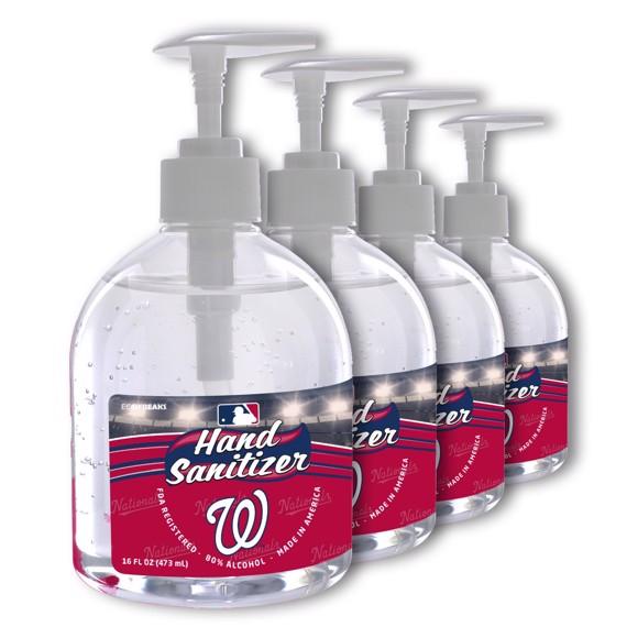 Picture of Washington Nationals 16 oz. Hand Sanitizer