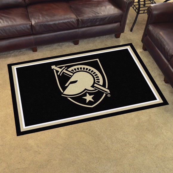 Picture of Army West Point 4'x6' Plush Rug
