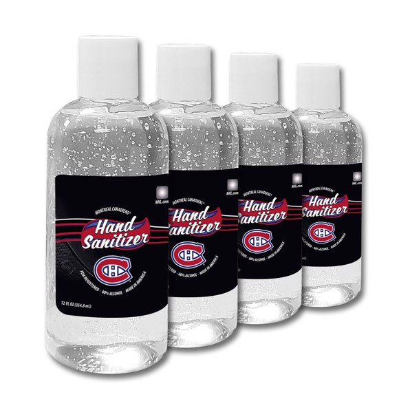 Picture of NHL - Montreal Canadiens 12 oz. Hand Sanitizer