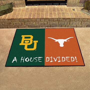Picture of House Divided - Arkansas / Texas