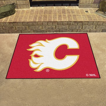 Picture of NHL - Calgary Flames All Star Mat