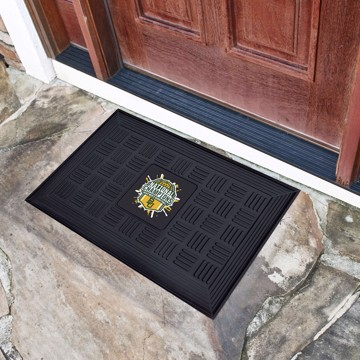 Picture of Baylor University NCAA Basketball 2021 Championship Medallion Door Mat