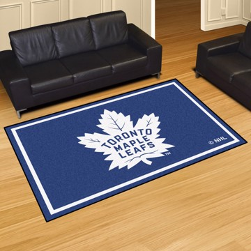 Picture of NHL - Toronto Maple Leafs 5'x8' Plush Rug