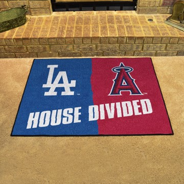 Picture of MLB House Divided - Dodgers / Angels