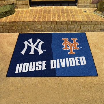 Picture of MLB House Divided - Yankees / Mets