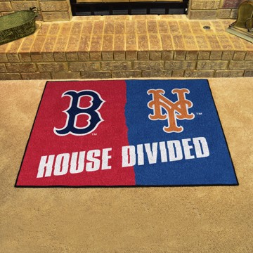 Picture of MLB House Divided - Red Sox / Mets