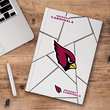 Picture of NFL - Arizona Cardinals Decal 3-pk