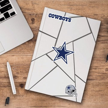 Picture of NFL - Dallas Cowboys Decal 3-pk