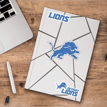 Picture of NFL - Detroit Lions Decal 3-pk