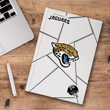 Picture of NFL - Jacksonville Jaguars Decal 3-pk