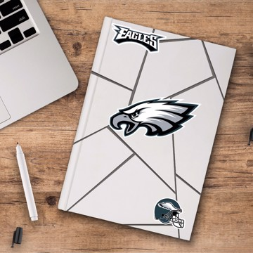 Picture of NFL - Philadelphia Eagles Decal 3-pk