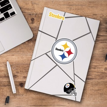 Picture of NFL - Pittsburgh Steelers Decal 3-pk