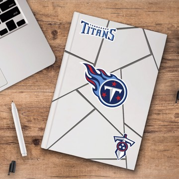 Picture of NFL - Tennessee Titans Decal 3-pk
