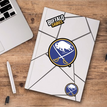 Picture of NHL - Buffalo Sabres Decal 3-pk