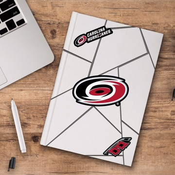 Picture of NHL - Carolina Hurricanes Decal 3-pk