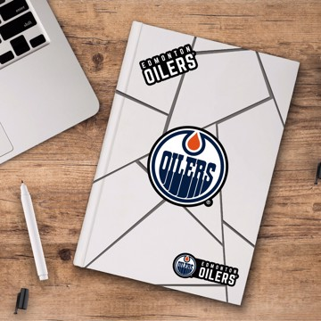 Picture of NHL - Edmonton Oilers Decal 3-pk