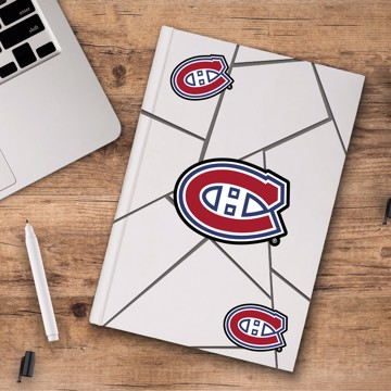 Picture of NHL - Montreal Canadiens Decal 3-pk
