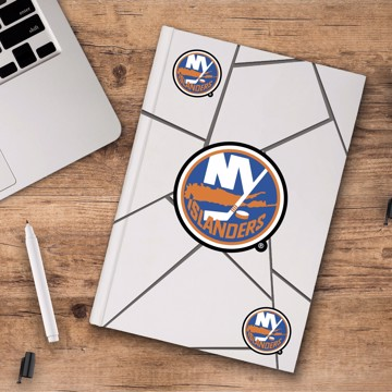 Picture of NHL - New York Islanders Decal 3-pk