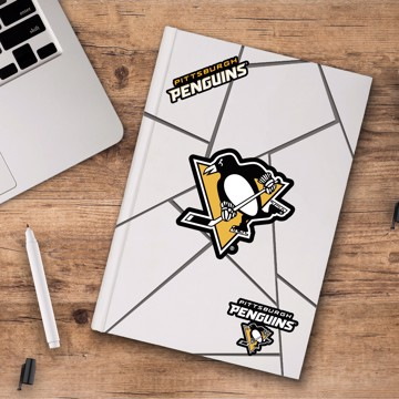 Picture of NHL - Pittsburgh Penguins Decal 3-pk