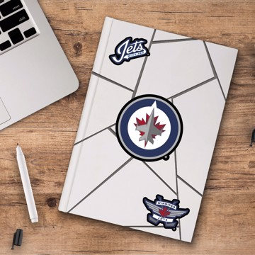 Picture of NHL - Winnipeg Jets Decal 3-pk