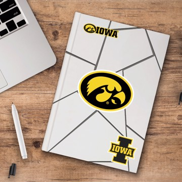 Picture of Iowa Decal 3-pk