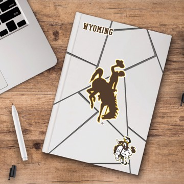 Picture of Wyoming Decal 3-pk