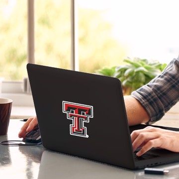 Picture of Texas Tech Matte Decal