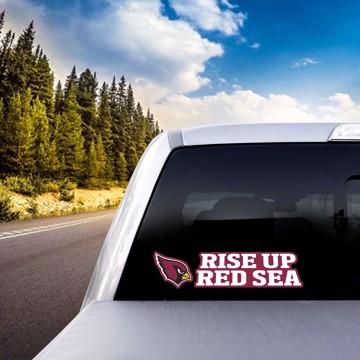Picture of NFL - Arizona Cardinals Team Slogan Decal