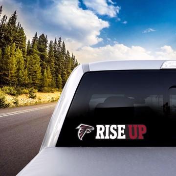 Picture of NFL - Atlanta Falcons Team Slogan Decal