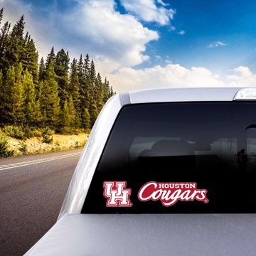 Picture of Houston Team Slogan Decal