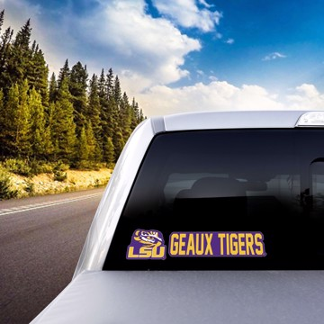 Picture of LSU Team Slogan Decal