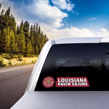 Picture of Louisiana-Lafayette Team Slogan Decal
