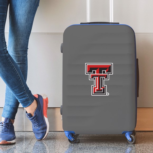 Picture of Texas Tech Large Decal