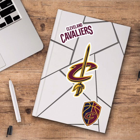 Picture of Cleveland Cavaliers Decal 3-pk