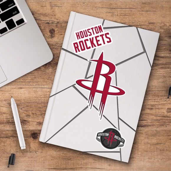 Picture of Houston Rockets Decal 3-pk