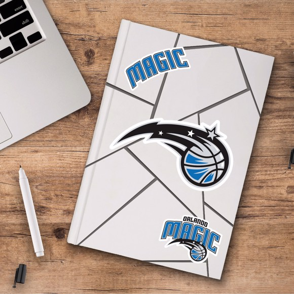 Picture of Orlando Magic Decal 3-pk