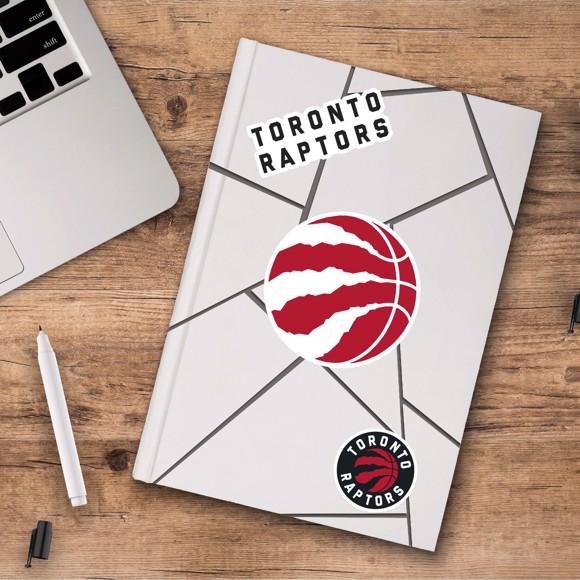 Picture of Toronto Raptors Decal 3-pk